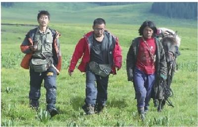 刘洋&nbsp;<wbr>&nbsp;<wbr>新长征路上的探路者