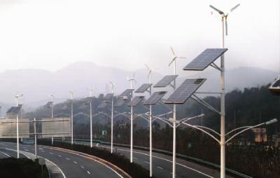 小型风力发电机组,系统控制器,蓄电池组和逆变器等几部分组成,发电