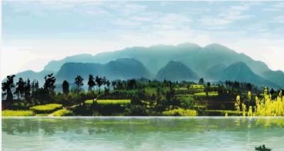 枞阳浮山国家森林公园
