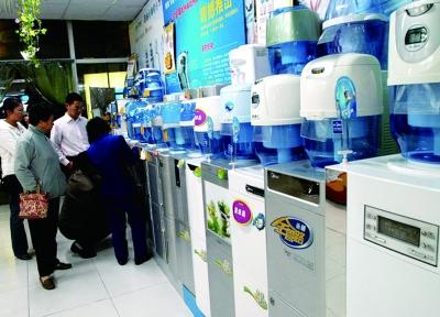 新国标加速桶装水饮水机退市