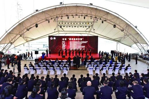 """这10人获评湖南""""最美基层民警"""" 他们都有哪些感人故事"""