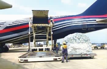 长沙机场开通首条欧洲全货机航线